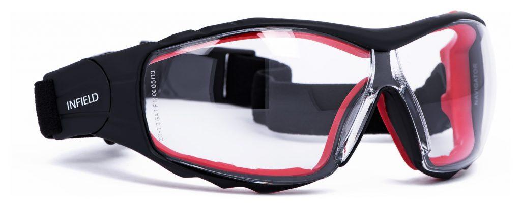 Ochranné pracovní brýle čiré